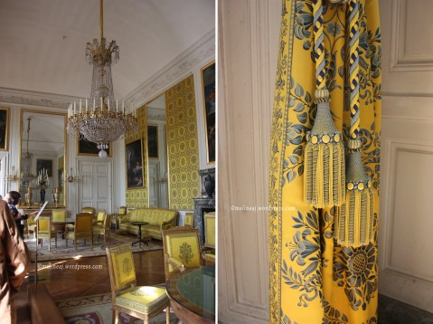 Grand Trianon yellow