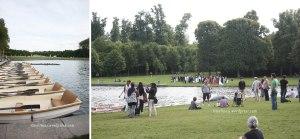 Versailles Pond