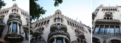 Casa Lleo Morera (Passeig de Gracia 35)