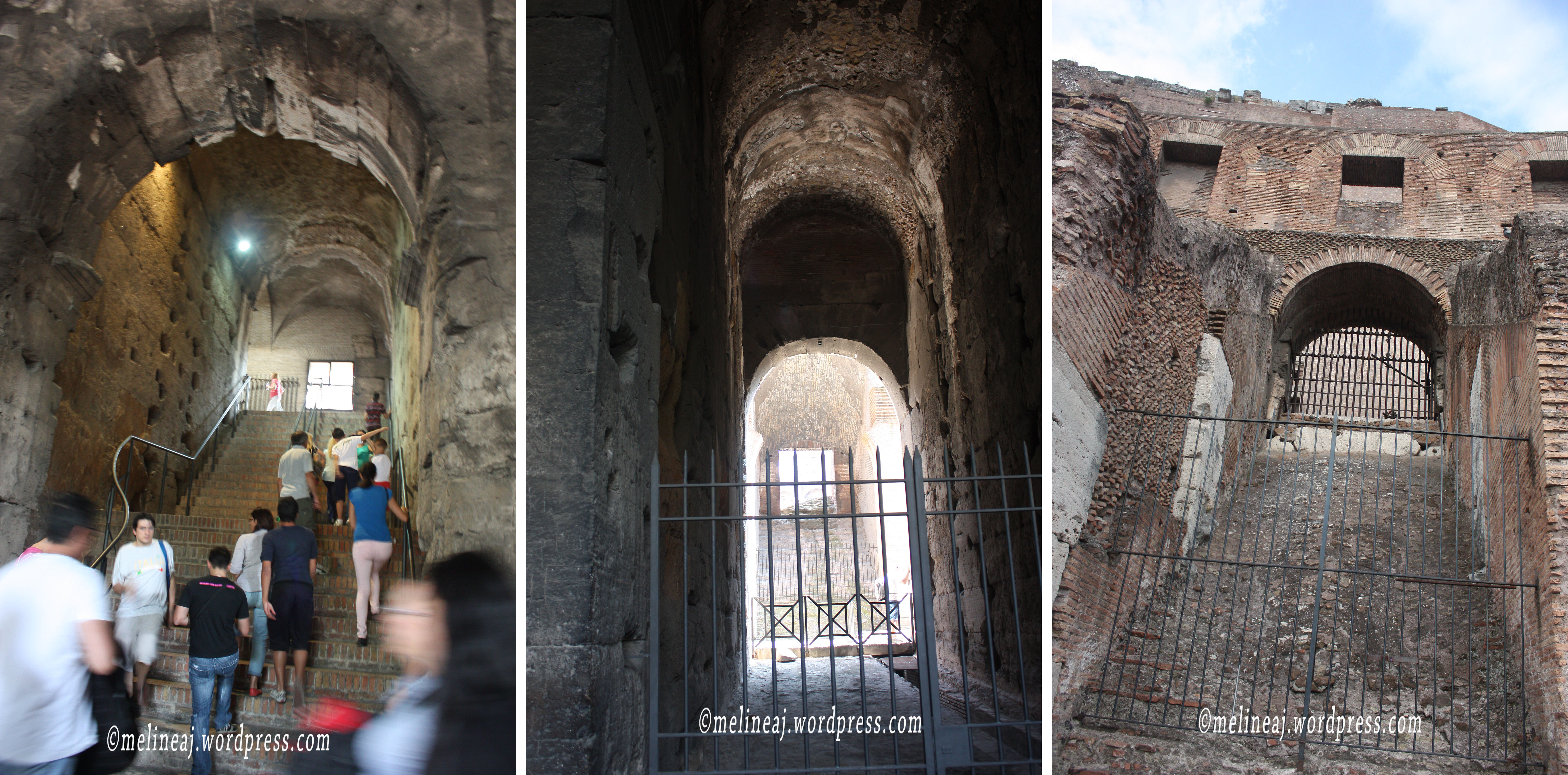 Rome Day 8 Part 2 Colosseum Arch Of Constantine