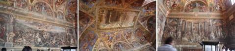Raphael 1 Sala Constantine