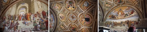 Raphael 3 Stanza della Segnatura
