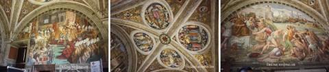 Raphael 4 Stanza dell'Incendio del Borgo