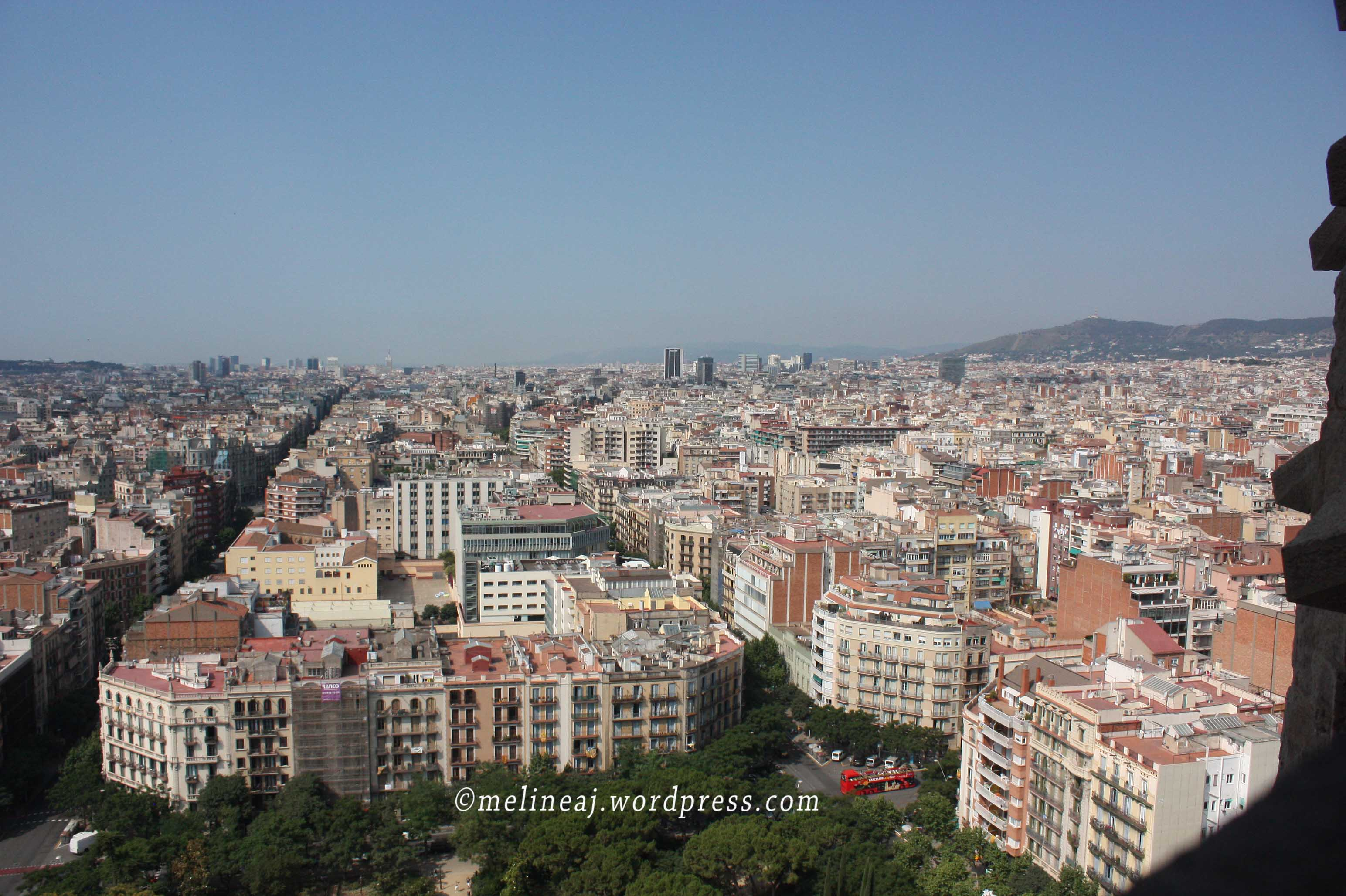 Barcelona Day 12 Sagrada Familia Parc Guell Camp Nou