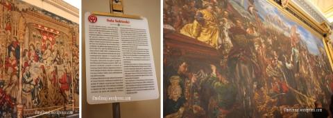 San Pio and Sala Sobieski