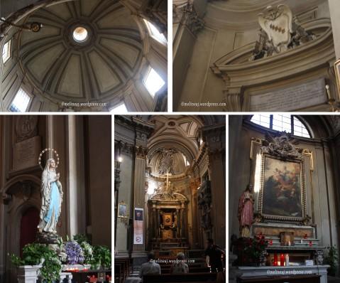 Santa Maria dei Miracoli (right)