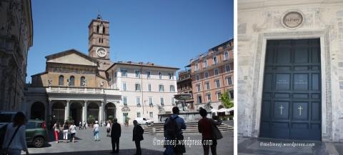 Santa Maria di Trastevere-1