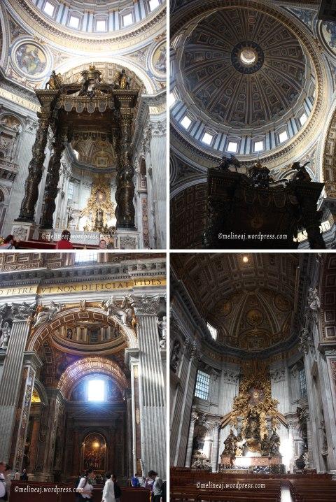 St Peter inside