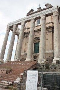Tempio di Antonino e Fausta