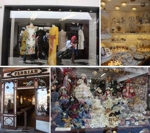 Venice shops