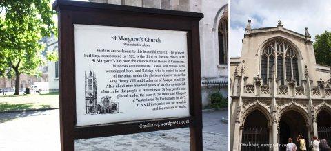 Westminster St Margaret