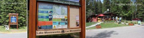 6 Lake Minnewanka